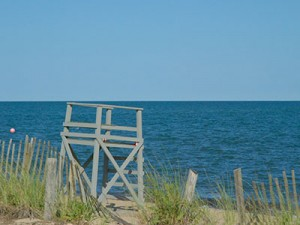 Popponesset lifeguard chair