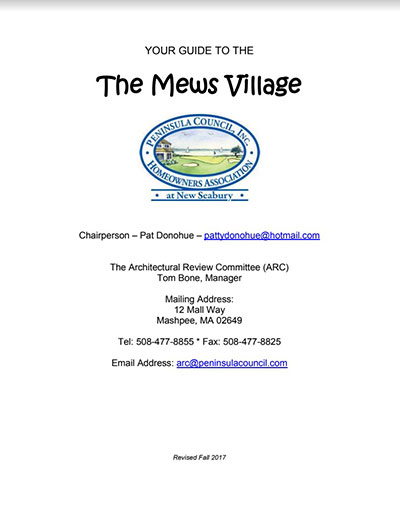 mews village guide