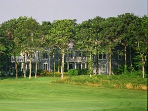 New Seabury Golf Home