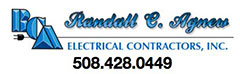 Randal Agnew Electrical Contractors logo