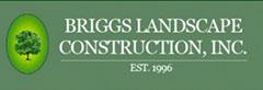Briggs Landscape Construction logo