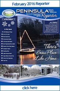 The Peninsula Reporter cover