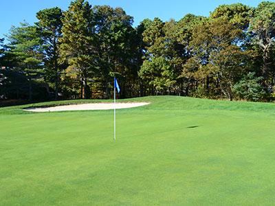 New Seabury Golf Course Tee