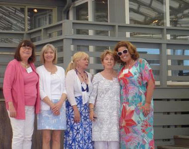 New Seabury Women's Club Officers