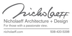 Nicholaeff Architecture + Design logo