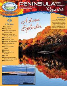 Peninsula Reporter November issue