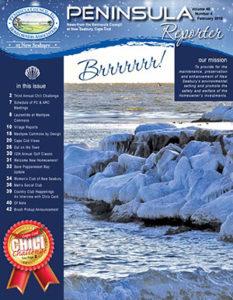 New Seabury Homeowners Association Newsletter