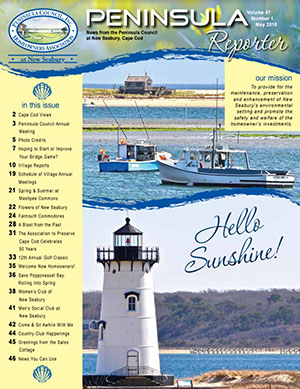 New Seabury Homeowners Newsletter