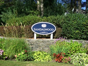 sandalwood village in New Seabury