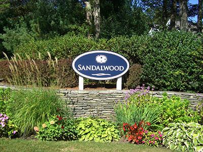sandalwood village in New Seabury