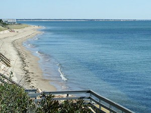New Seabury Beach View