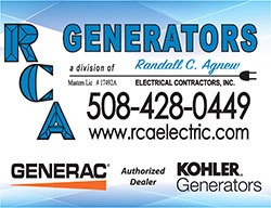 Cape Cod Generator Installation and Sales
