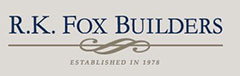 R K Fox Builders logo