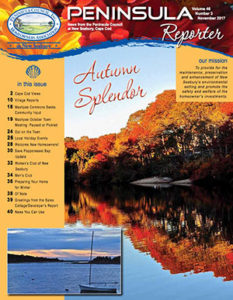 Peninsula Reporter November issue