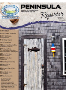 Peninsula Council Reporter February Cover