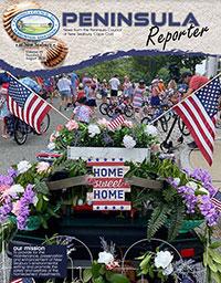 Peninsula Reporter Cover