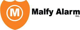 Malfy alarm logo